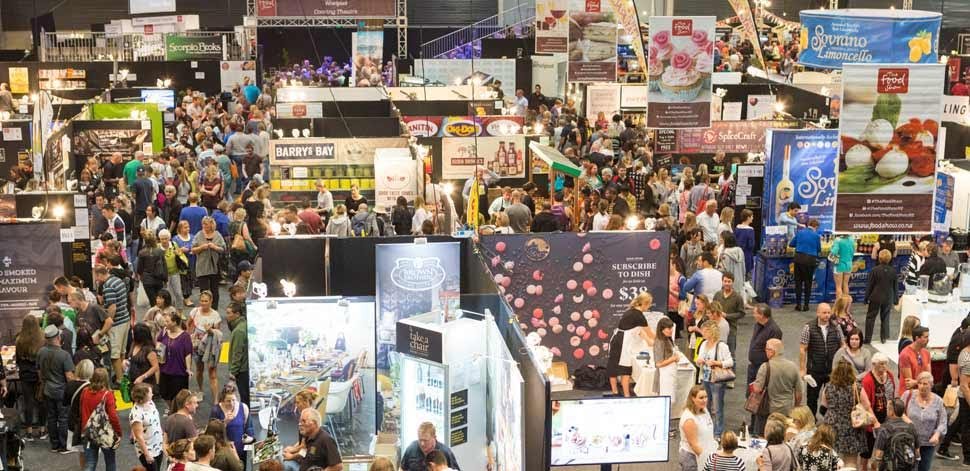 Christchurch Food Show hits the spot - North Port Events