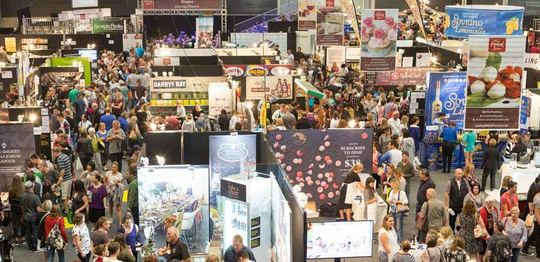 Christchurch Food Show hits the spot